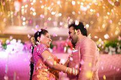 Happy Telugu wedding