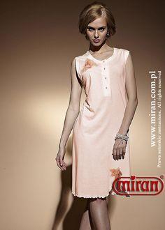 Nightgowns model 13444 Miran