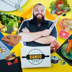 Receitas deliciosas e criativas no canal Rango! #FazendoArteNaDia #scrapbooking #YouTube #culinaria #gastronomia #foodporn #gourmet