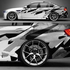 """Gefällt 1,001 Mal, 12 Kommentare - Wrapfolio (@wrapfolio) auf Instagram: """"Another sick design from @profiart.designs #bmw #wrapped #carwrap #carwrapdesigns #design #art…"""""""