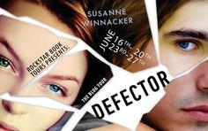 YA Story Teller: Blog Tour (spotlight): Defector by Susanne Winnack...
