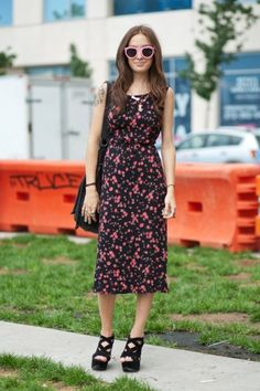 Cool, casual street style from Smorgasburg market in Williamsburg. Photos by Nathan Kula.