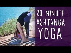 30 Minute Morning Yoga Vinyasa Flow For Balance With Lesley Fightmaster - YouTube