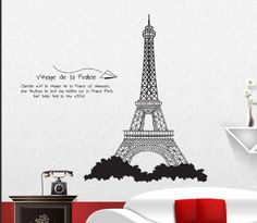 1000 Images About Paris Eiffel Tower Decor On Pinterest Eiffel Towers Par