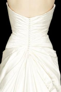 How to Make a Bridal Bustle