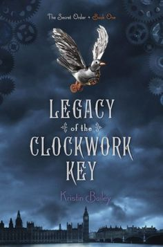 Legacy of the Clockwork Key (The Secret Order) by Kristin Bailey,http://www.amazon.com/dp/1442440279/ref=cm_sw_r_pi_dp_uSdGsb0D93N405Y7