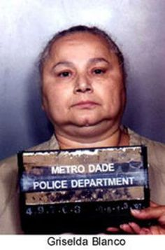 Griselda Blanco.  Is that a name, or what? Killed when she was 11, was a prostitute at age 12, became a Miami drug lord & openly bi-sexual.  Whereabouts unknown.