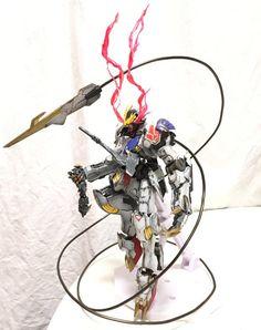 www.pointnet.com.hk - 模型作品 1/144 Gundam Barbatos Lupus Rex 最終戰Ver