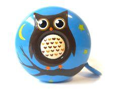 Bike Bell Owl