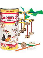 Tinker Toys - Fun.
