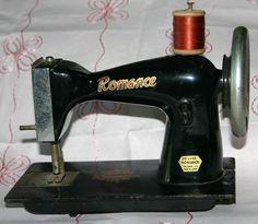 Romance sewing machine ♥