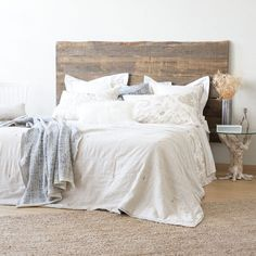 Cotton and linen quilt and cushion cover - Quilts - Bedroom | Zara Home United Kingdom