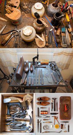 Cobbler (Shoemaker) Tools More