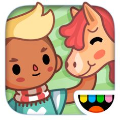 Apps | A new way to play | Toca Boca