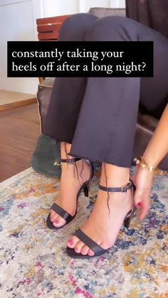 A high heel design by women with women's real lives in mind. Shoe Boots, Shoes Sandals, Clothing Hacks, Hot Shoes, Shoe Closet, Designer High Heels, Wedding Shoes, Me Too Shoes, Nike Shoes