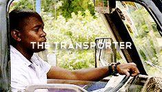 #Sense8 Capheus - The Transporter