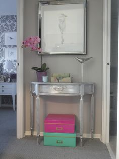 My Annie Sloan Table Makeover By Nicholas Rosaci