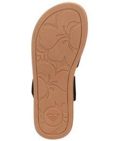 Roxy Shoreside Sandals - Multi 10M Roxy, Slide Sandals, Shoes Sandals, Tabata, Product Design, Girls Shoes, Ideas Para, Men's Fashion, Stylish
