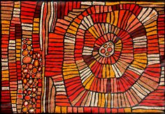 Aboriginal Artwork by Raelene Stevens. Sold through Coolabah Art on eBay. Cataogue ID 10389