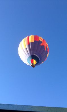 Alex shared this photos with us! #balloonfiesta #carolynpollack