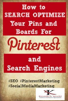 How to Use Pinterest for Lead Generation. #kevmitchworld | KevMitch World |Make Money Online & News