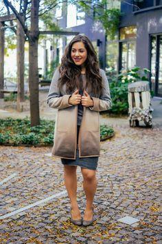 Ombre Coat   A Sequin Love Affair
