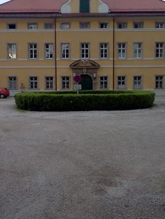The house from the Sound of Music