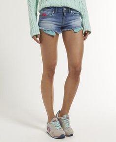 Superdry Pantalones cortos Low Rise Rawedge