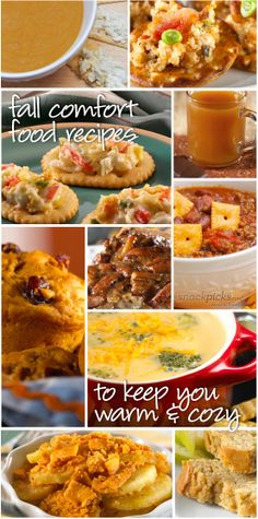 Good recipes to keep us warm until normal Florida weather returns :)