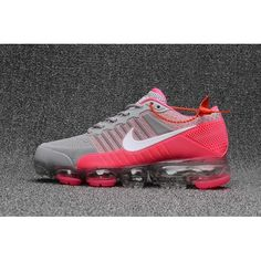 lowest price bd572 10331 Femme Nike Air Vapormax KPU TPU Chaussures Gris Blanc
