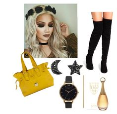 """""""Untitled #45"""" by stacymitchell-sm on Polyvore featuring Dooney & Bourke, Christian Dior and Olivia Burton"""
