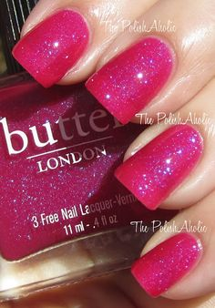The PolishAholic: Butter London Disco Biscuit
