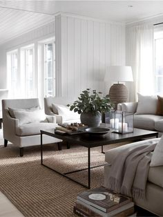 50 Easy And Simple Neutral Living Room Design Ideas. House decoration trends come and go but neutral tones remain the safest option for most individuals and families, or if you're renting, . Home Living Room, Interior Design Living Room, Living Room Designs, Living Room Furniture, Living Room Decor, Furniture Layout, Apartment Living, Modern Furniture, Living Area