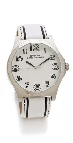 Marc by Marc Jacobs Trompe Watch    $140.00
