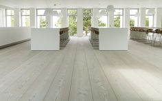 Dinesen Wood Floors - Inspiration for wood flooring in commercial projects