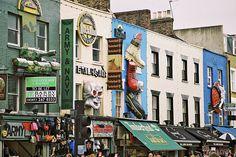 Visiter Camden Street