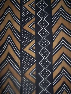 mudcloth fabric - Google Search