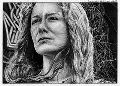 The White Lady by Helene Kupp [©2014]