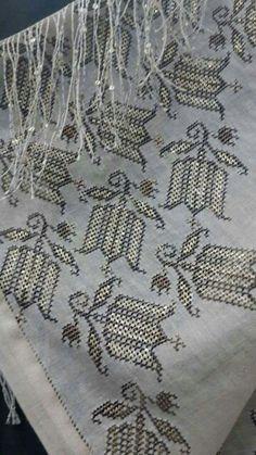 Embroidery Patterns Free, Embroidery Art, Stitch 2, Cross Stitch, Pattern Art, Art Patterns, Bargello, Blackwork, Needlework