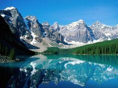 Banff, Canada.  Summer '02