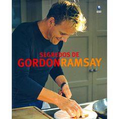 Livro - Segredos de Gordon Ramsay