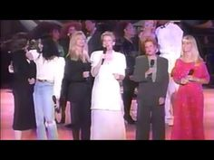 An Evening with Bette Midler, Cher, Olivia Newton John, Meryl Streep, Goldie Hawn, Lily Tomlin, 1990 - YouTube Cher Photos, Bette Midler, John Denver, Goldie Hawn, Olivia Newton John, Meryl Streep, Country Music, The Good Place, Lily