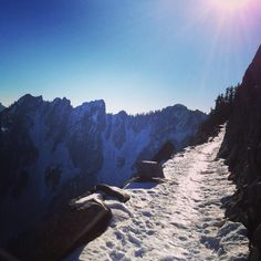 Kendall Katwalk — Washington Trails Association