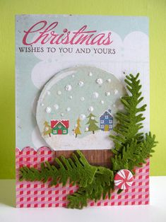 SO love this Crate Paper card