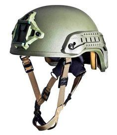 FSEVEN™F7™ Battleware Technologies FSEVEN™ F7™ Level IIIA Helmet