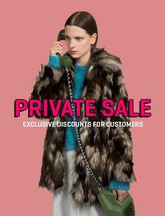 Bimba y Lola. Maria Loks. ''Private Sale''.