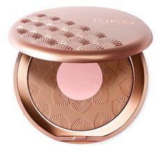 Kiko Perfecting Bronzer for Fall 2015 (Romantic Rebel collection) Makeup List, Mac Makeup, Makeup Geek, Beauty Makeup, Makeup Brands, Best Makeup Products, Beauty Products, Kiko Milano, Cosmetic Containers
