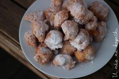 U nás na kopečku: Masopustní tvarohové kobližky French Toast, Cereal, Muffin, Sweets, Chicken, Ale, Cooking, Breakfast, Ethnic Recipes