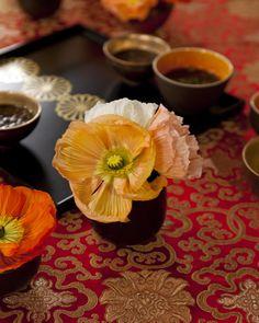 Make: Oriental Poppy Arrangement