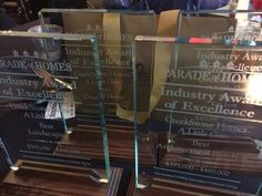 #ALittleGem wins several industry awards at this years #ParadeofHomes including #BestOverallHome and #BestKitchen http://creekstone-homes.com #Colorado #coloradosprings  #newhomes #homes #forsale